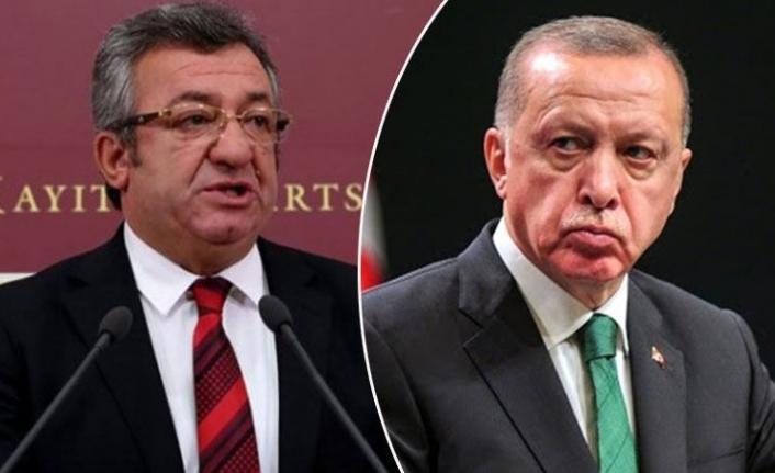 Altay'dan Erdoğan'a 128 bin liralık dava