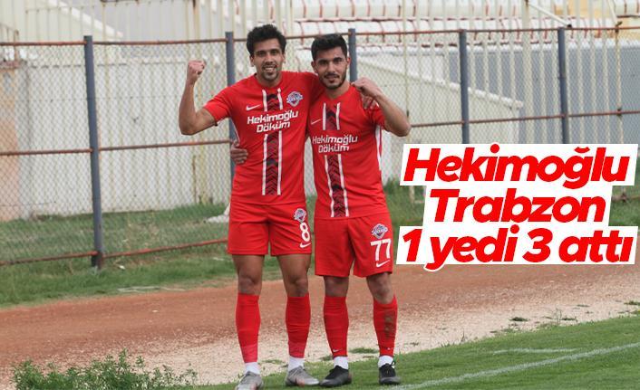 Hekimoğlu Trabzon 1 yedi 3 attı