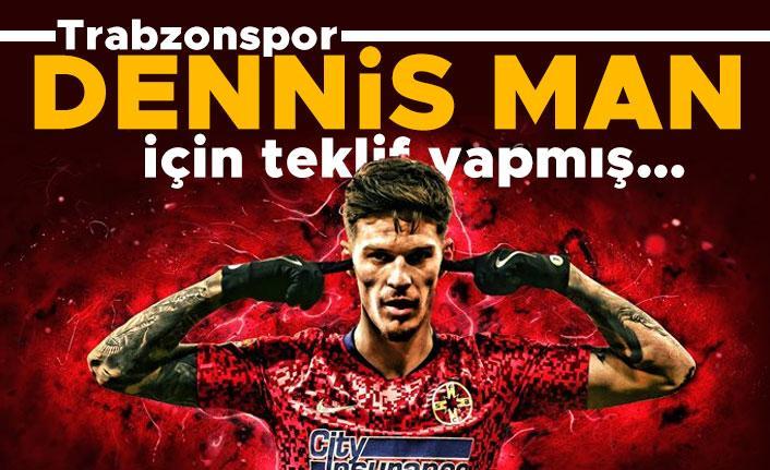 Trabzonspor, Parma'ya Dennis Man için teklif yapmış…