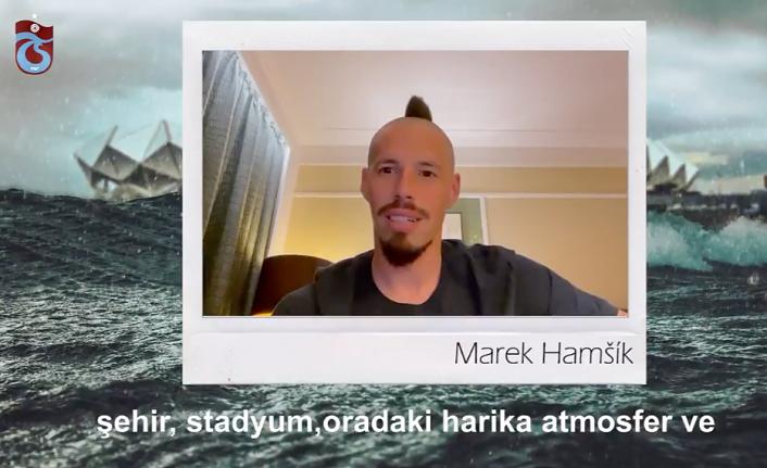 "Marek Hamsik'ten mesaj var! ""En kısa sürede..."""