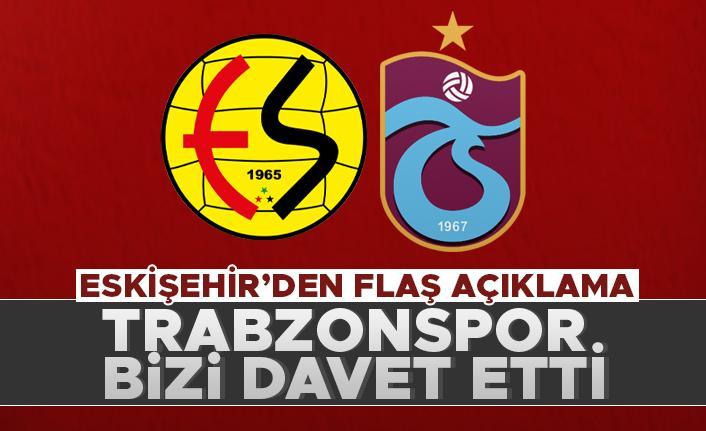 Trabzonspor'dan davet ve yalanlama