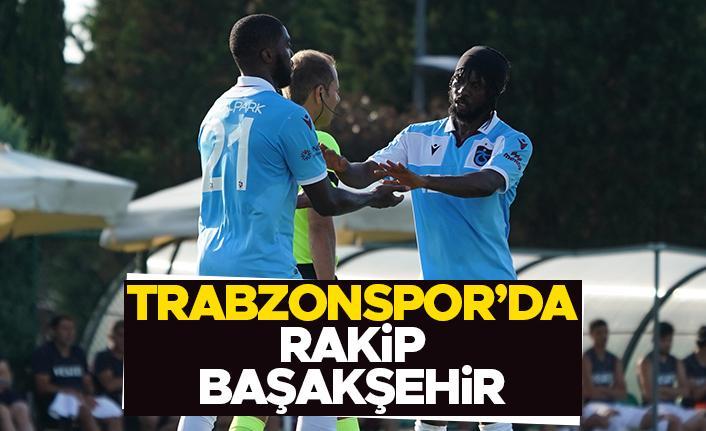 Trabzonspor'da rakip Başakşehir