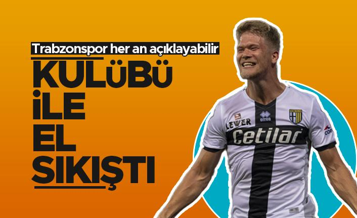 Trabzonspor'dan Andreas Cornelius bombası