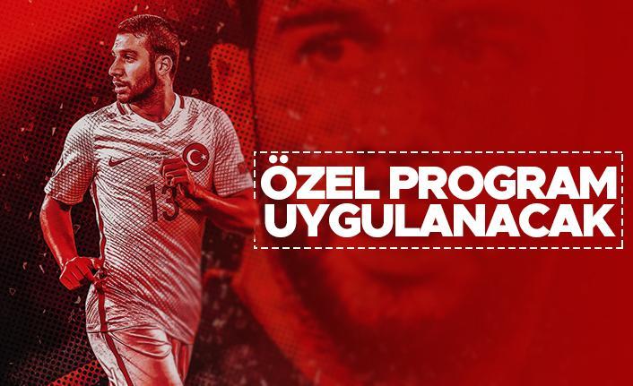 Trabzonspor'dan İsmail Köybaşı'ya özel program