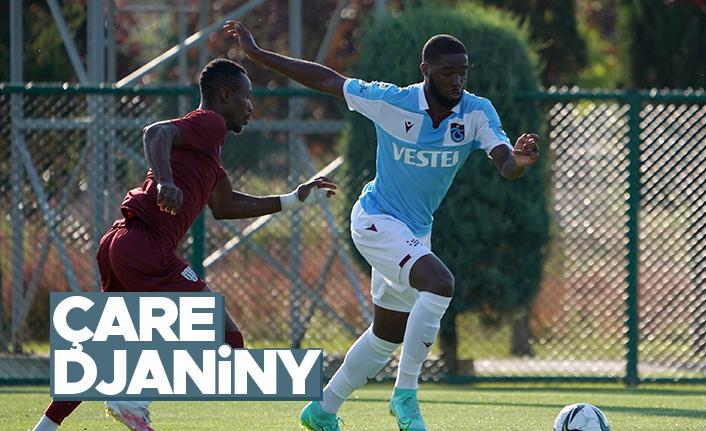 Trabzonspor'da çare Djaniny
