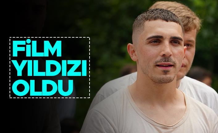 Trabzonsporlu Abdülkadir Ömür, filmde rol aldı