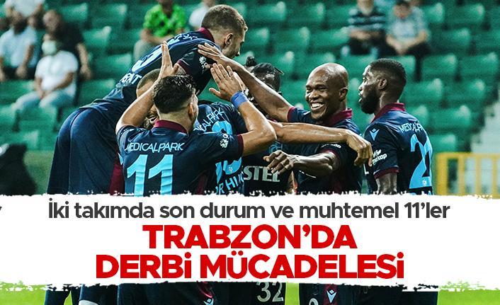 Galatasaray - Trabzonspor maçı ne zaman, hangi kanalda? - Muhtemel 11'ler