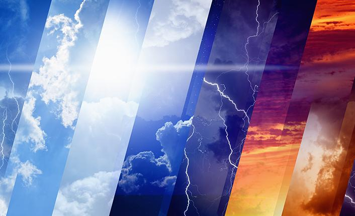 Yurtta hava durumu - 14.09.2021